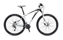Giant Talon 29er 2 white/black/silver